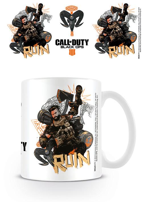 Call Of Duty - Black Ops 4 Ruin Mug