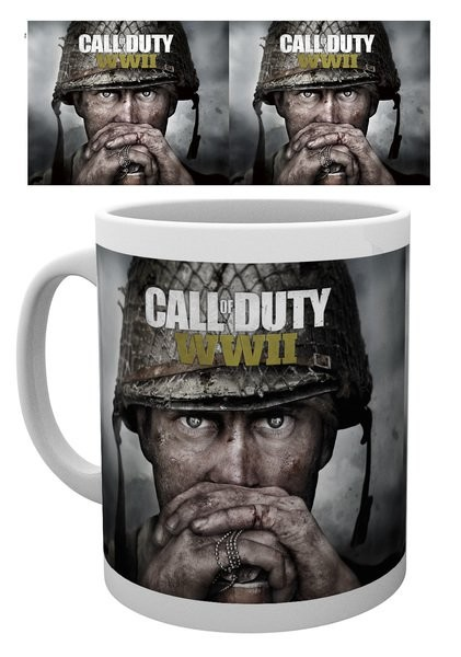 Call Of Duty - WWII Key Art Mug