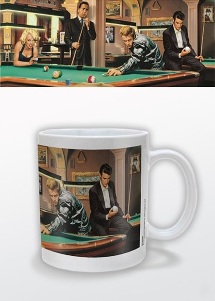 Chris Consani - Game of Fate Mug