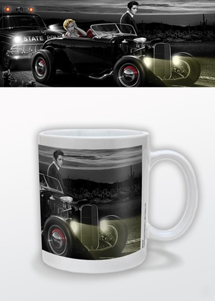 Chris Consani - Joy Ride Mug
