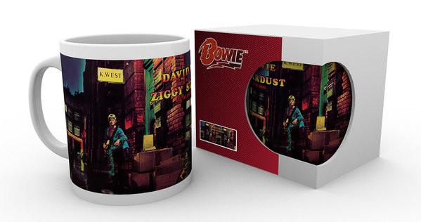 David Bowie - Ziggy Stardust Mug