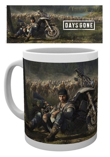 Cup Days Gone - Bike