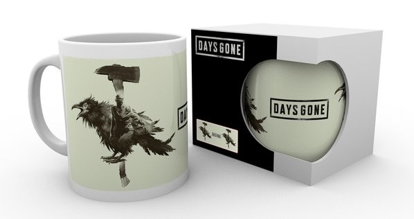 Cup Days Gone - Crow