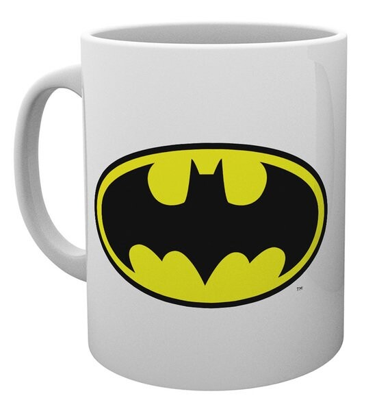Cup DC Comics - Bat Symbol