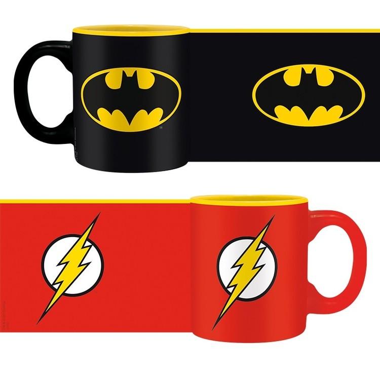 Cup DC Comics - Batman & Flash