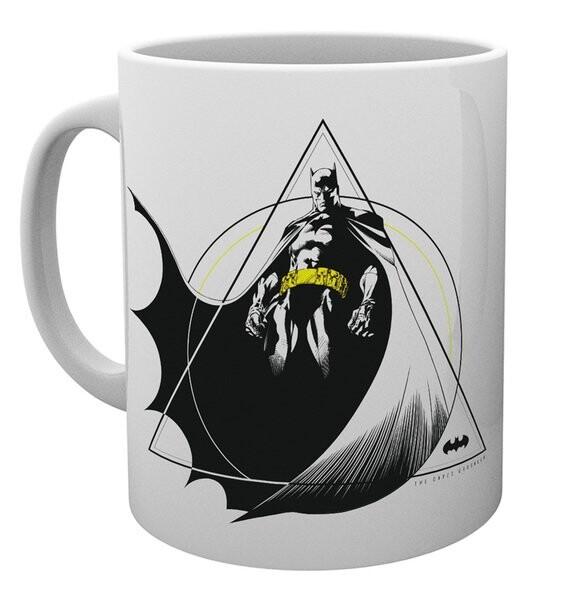 Cup DC Comics - Caped Crusader