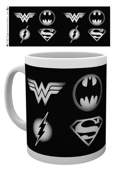 Cup DC Comics - Logos