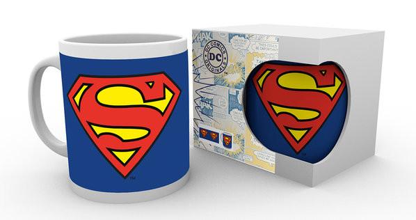 DC Comics - Superman Logo Mug