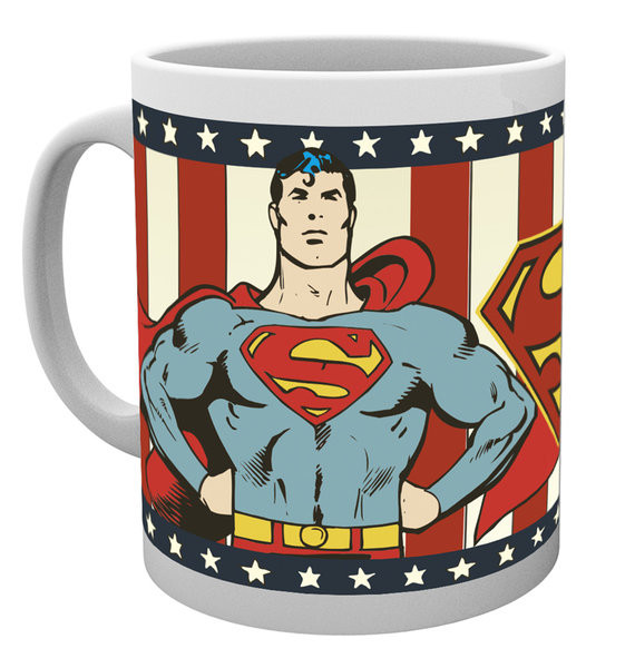 DC Comics - Superman Vintage Mug