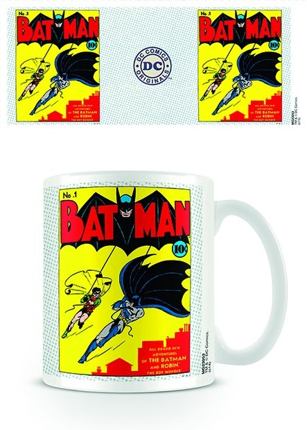 DC Originals - Batman No.1 Mug