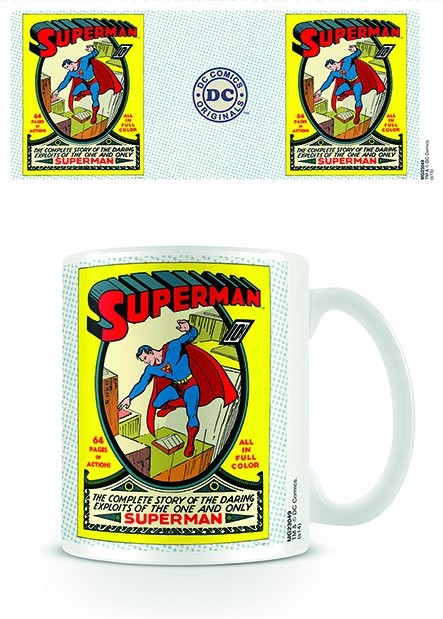DC Originals - Superman No.1 Mug