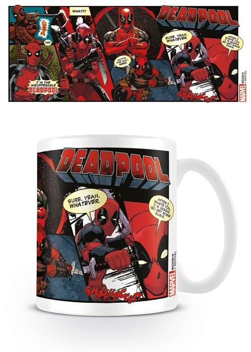 Deadpool - Comic Mug