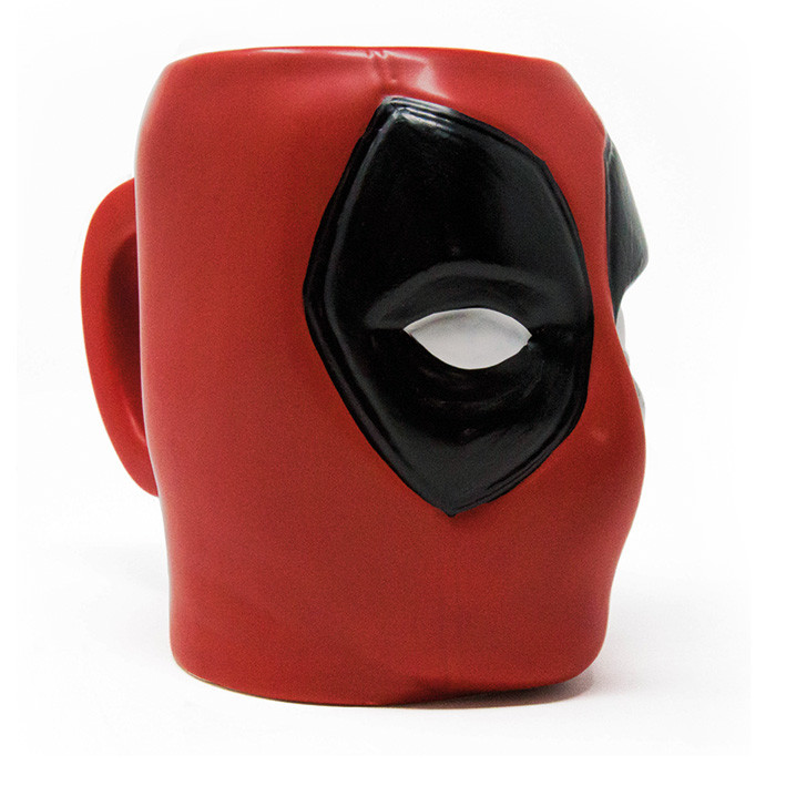 Deadpool - Head Mug