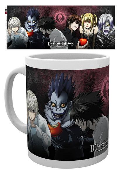 Death Note - Characters Mug