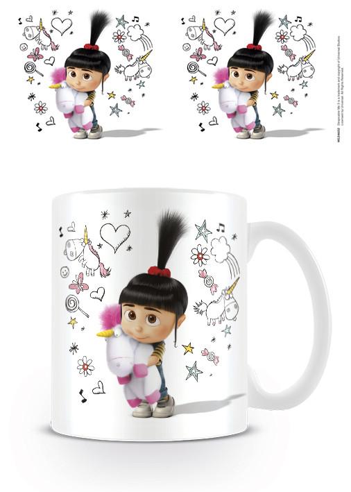 Despicable Me 3 - Unicorn Doodle Mug