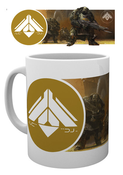 Destiny - Cabal Mug