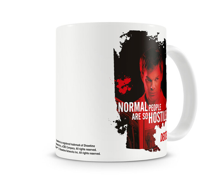 Cup Dexter - Normal People