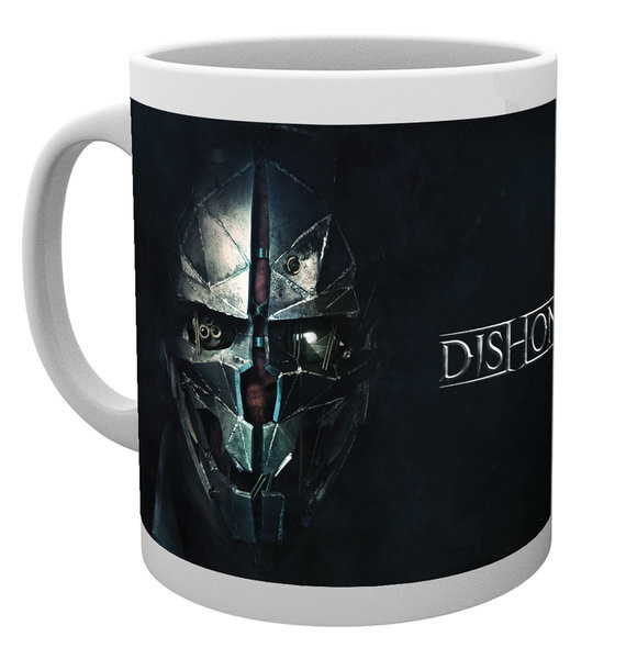 DISHONORED 2 - Faces Mug