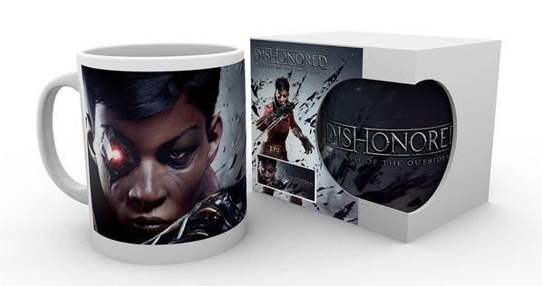 Cup Dishonored: Death Of An Outsider - Billie