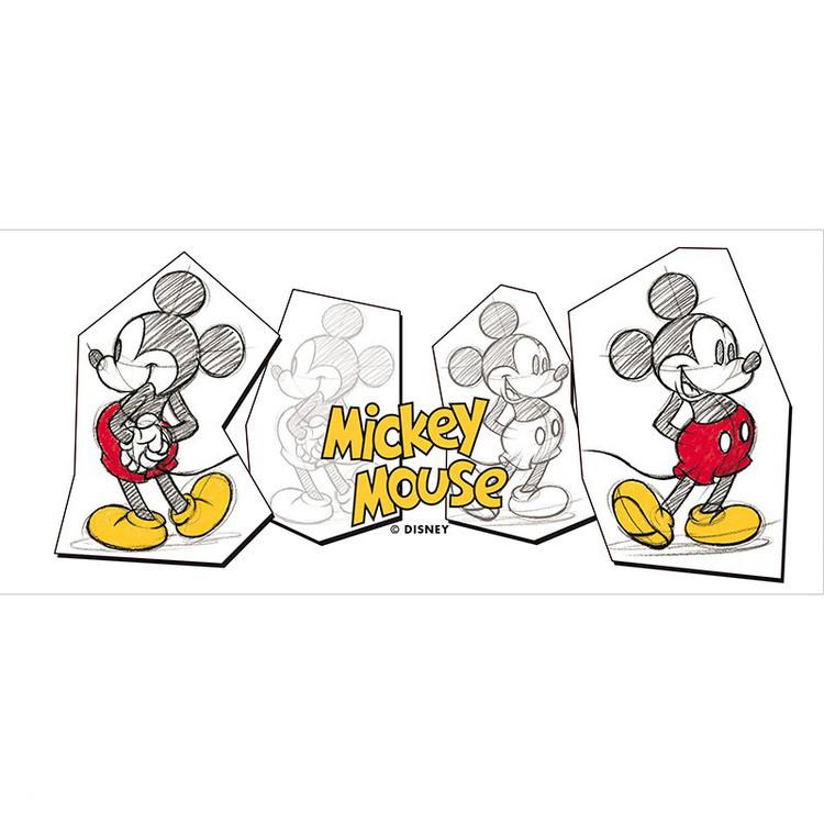 Cup Disney - Mickey Sketch