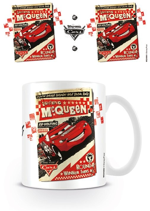 Disney Pixar - Cars Poster Mug, Cup | Buy at EuroPosters