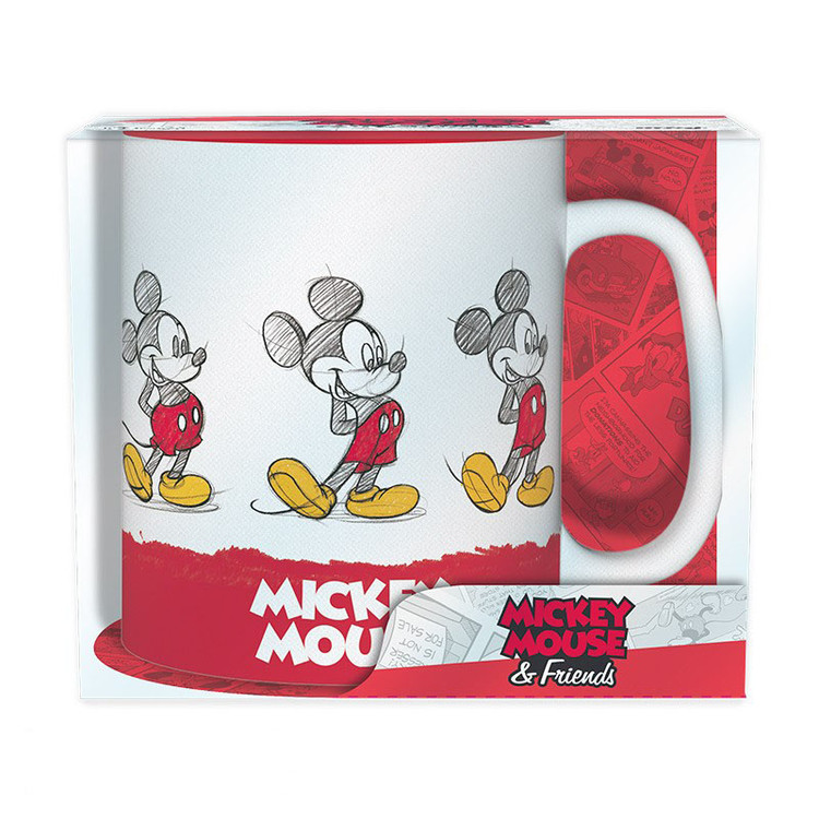 Cup Disney - Sketch Mickey