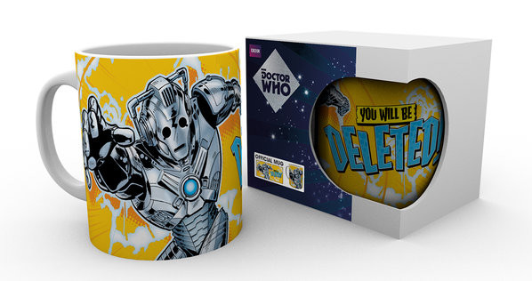 Doctor Who - Cybermen Mug