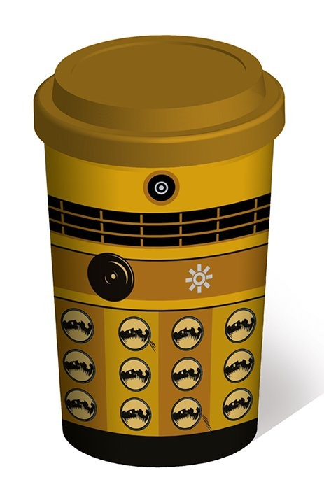 Doctor Who - Dalek Travel Mug Mug