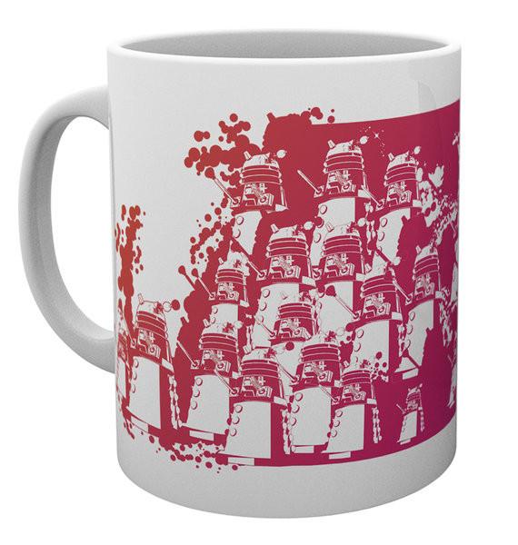Doctor Who - Darlek Pop Mug