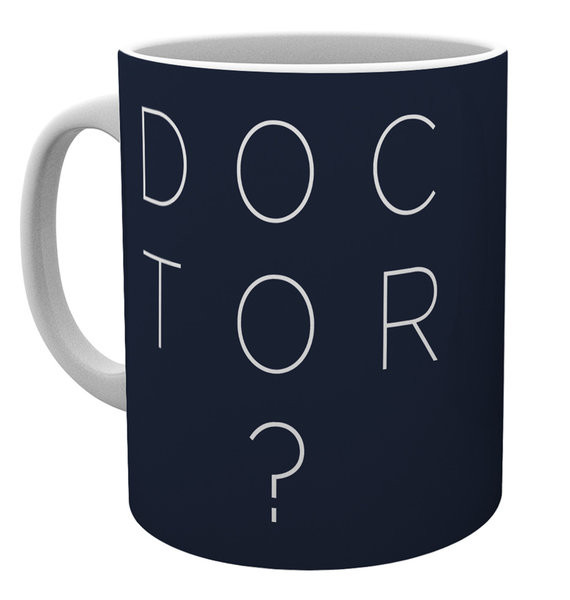 Doctor Who - Doctor Who Type Mug
