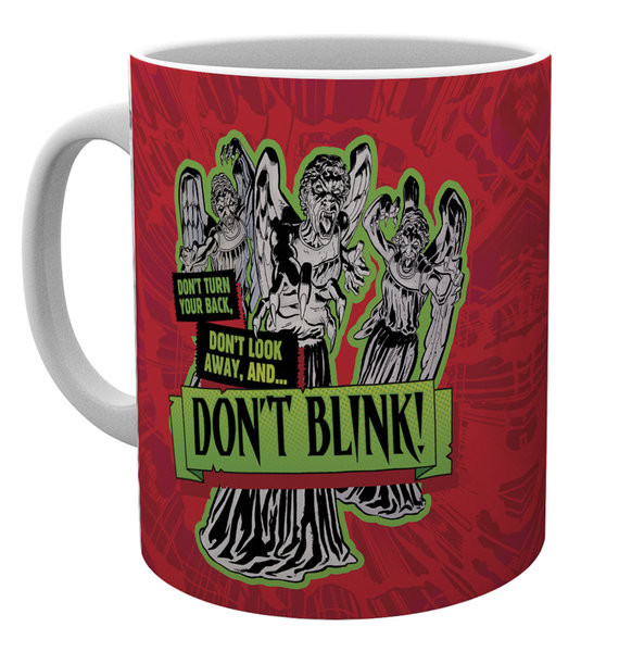 Doctor Who - Don't Blink Mug
