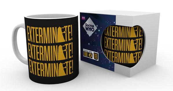 Doctor Who - Exterminate Mug