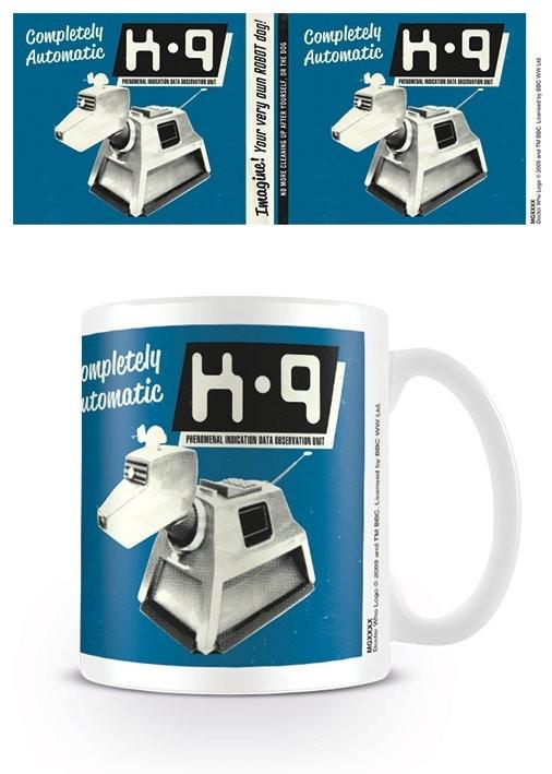 Doctor Who - K9 Mug