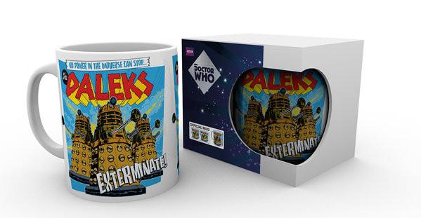 Doctor Who - The Daleks Mug