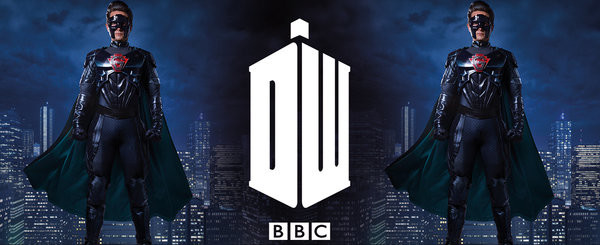 Doctor Who - Xmas 2016 Mug