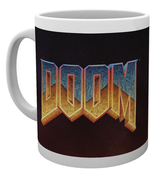 Doom - Classic Logo Mug