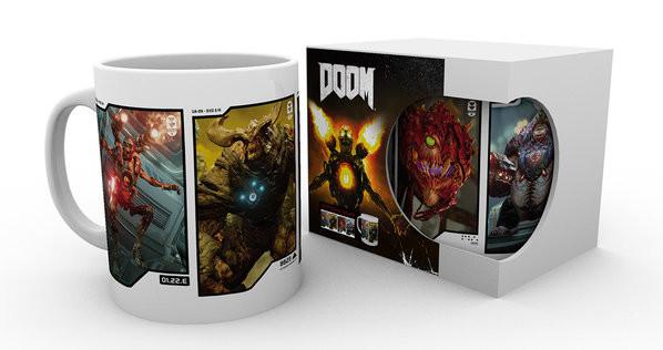Doom - Demons Mug