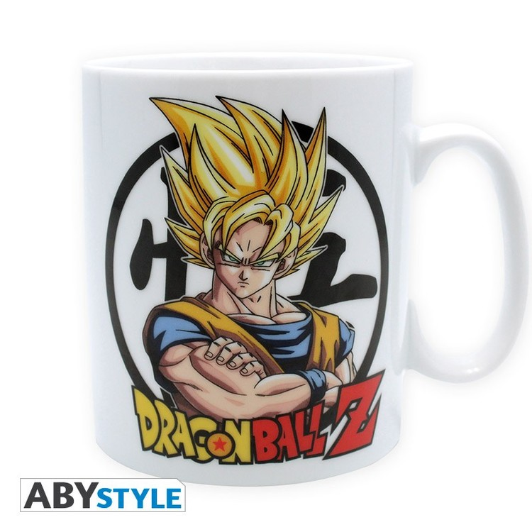 Cup Dragon Ball - DBZ/ Goku