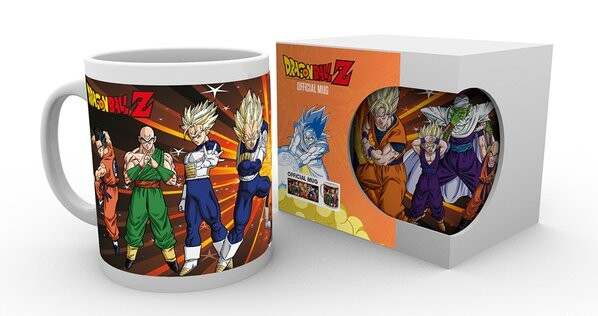 Cup Dragon Ball Z - Z Fighters