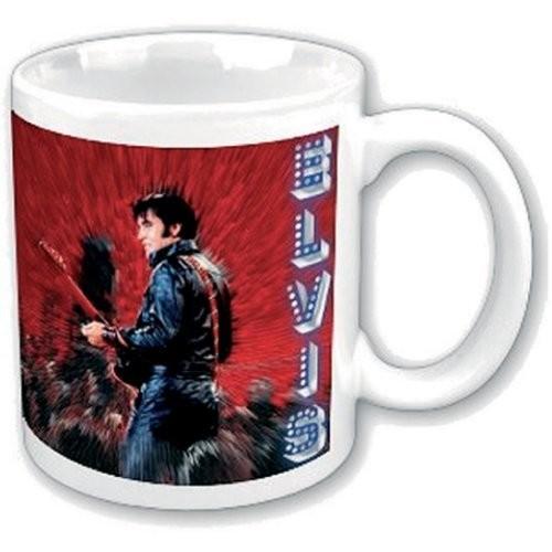 Elvis Presley - Shine Mug
