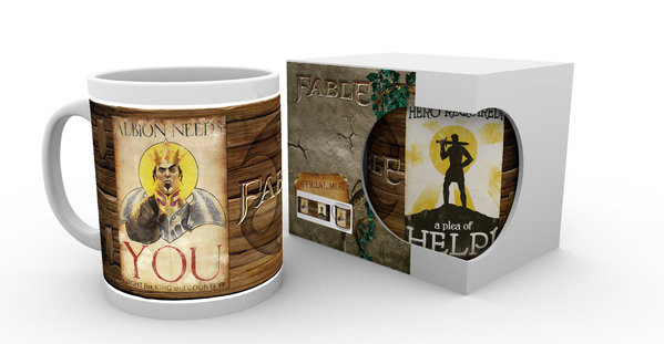 Fable - needs you Mug