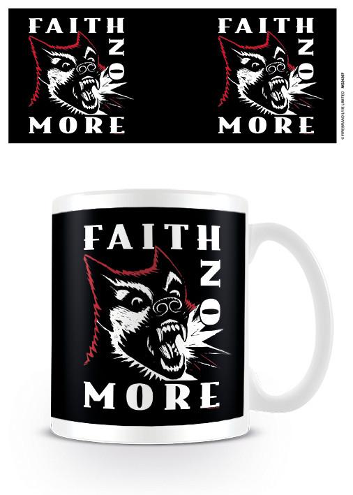 Faith No More - Wolf Mug