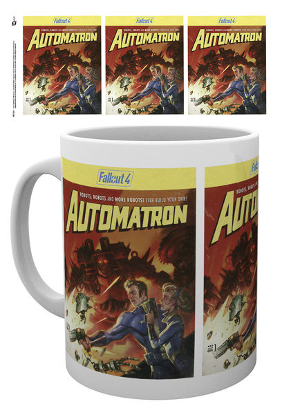 Fallout 4 - Automatron Mug