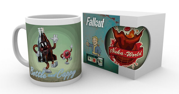 Fallout - Bottle and Cappy Mug