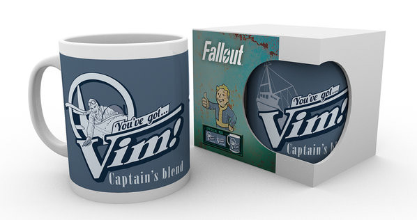 Fallout - Captains Blend Mug
