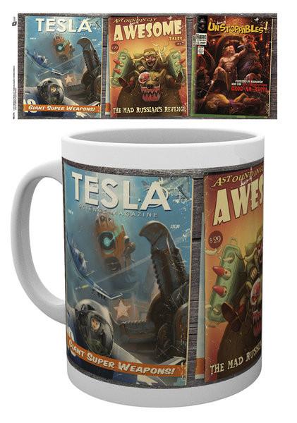 Fallout - Comics Mug