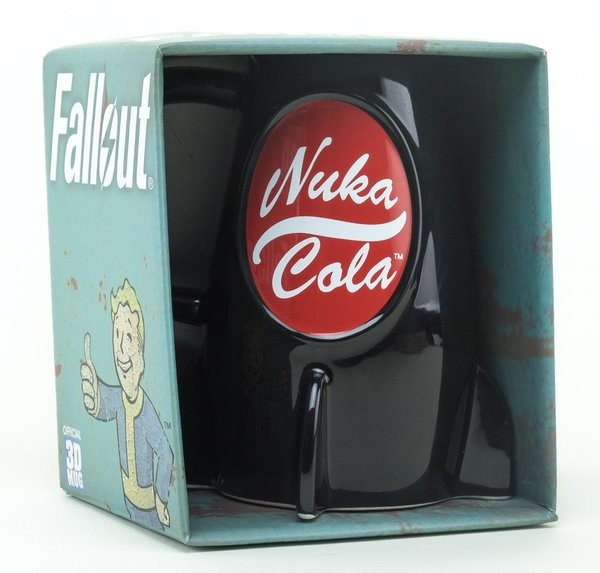Fallout - Nuka Cola Bottle Mug