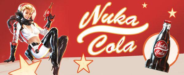 Fallout - Nuka cola Mug
