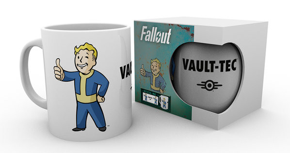 Fallout - Vault boy Mug