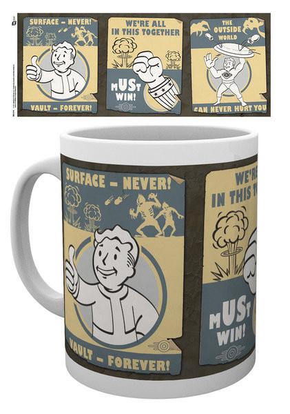 Fallout - Vault posters Mug